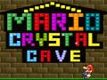 Mario Crystal Cave