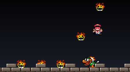 Screenshot - Bowser Battle
