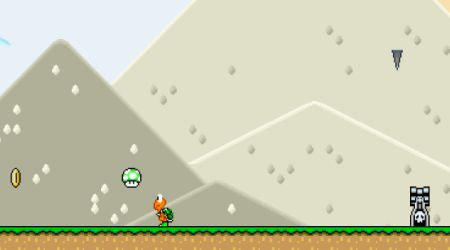 Screenshot - Koopa Avalanche
