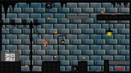 Screenshot - Mario Crystal Cave