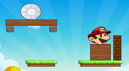 Screenshot - Mario Cutting