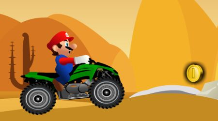 Screenshot - Mario Driver