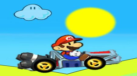 Screenshot - Mario Hit The Road