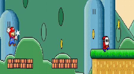 Screenshot - Mario Home Run