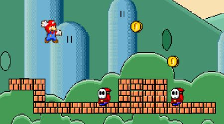 Screenshot - Mario Home Run