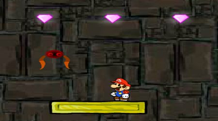 Screenshot - Mario In Trouble