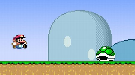 Screenshot - Mario Jump