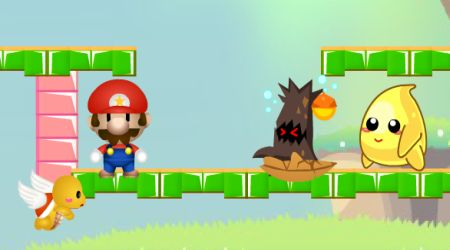 Screenshot - Mario Jungle Adventures