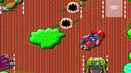 Screenshot - Mario Kart Parking