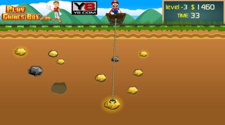 Screenshot - Mario Miner
