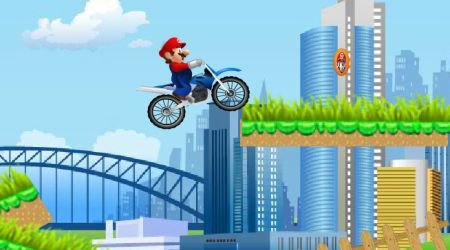 Screenshot - Mario Ride