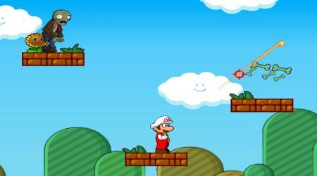 Screenshot - Mario Shoot Zombies