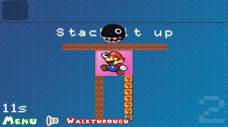 Screenshot - Mario Stacker
