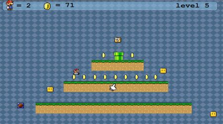 Screenshot - Mario Star Catcher 2