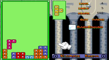 Screenshot - Mario Tetris 3