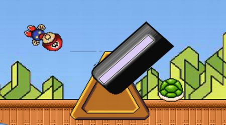 Screenshot - Mario Toss
