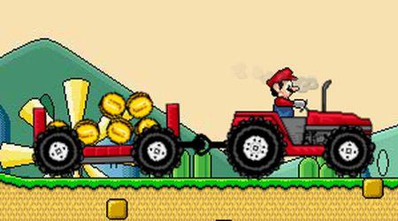 Screenshot - Mario Tractor