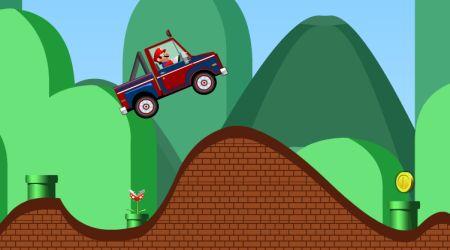 Screenshot - Mario Truck Ride 2