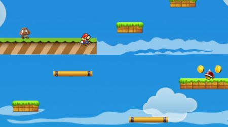 Screenshot - Mario Zone
