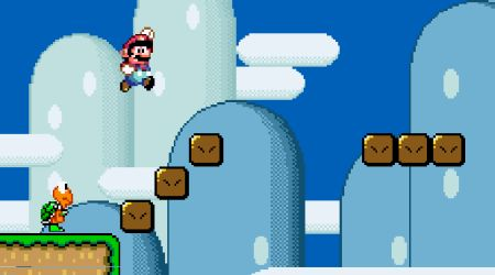 Screenshot - Monoliths Mario World