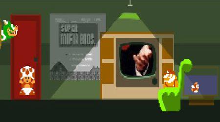 Screenshot - Super Mafia Bros