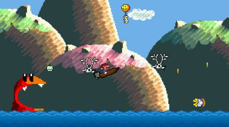 Screenshot - Super Mario Boat Bonanza