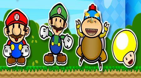 Screenshot - Super Mario Bomb