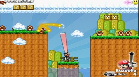 Screenshot - Super Mario Bombastic
