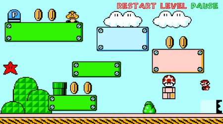 Screenshot - Super Mario Bounce