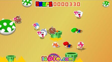 Screenshot - Super Mario Confront Battle