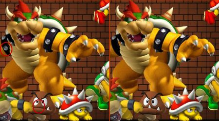 Screenshot - Super Mario - Find The Differences