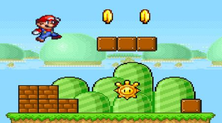 Screenshot - Super Mario Star Scramble 2