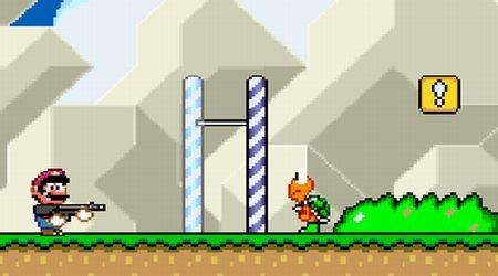 Screenshot - Super Mario World Hardcore