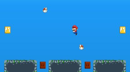 Screenshot - The Adventure Of Super Mario Water
